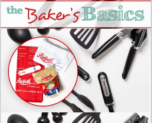 Redpath Baker's Basics Contest