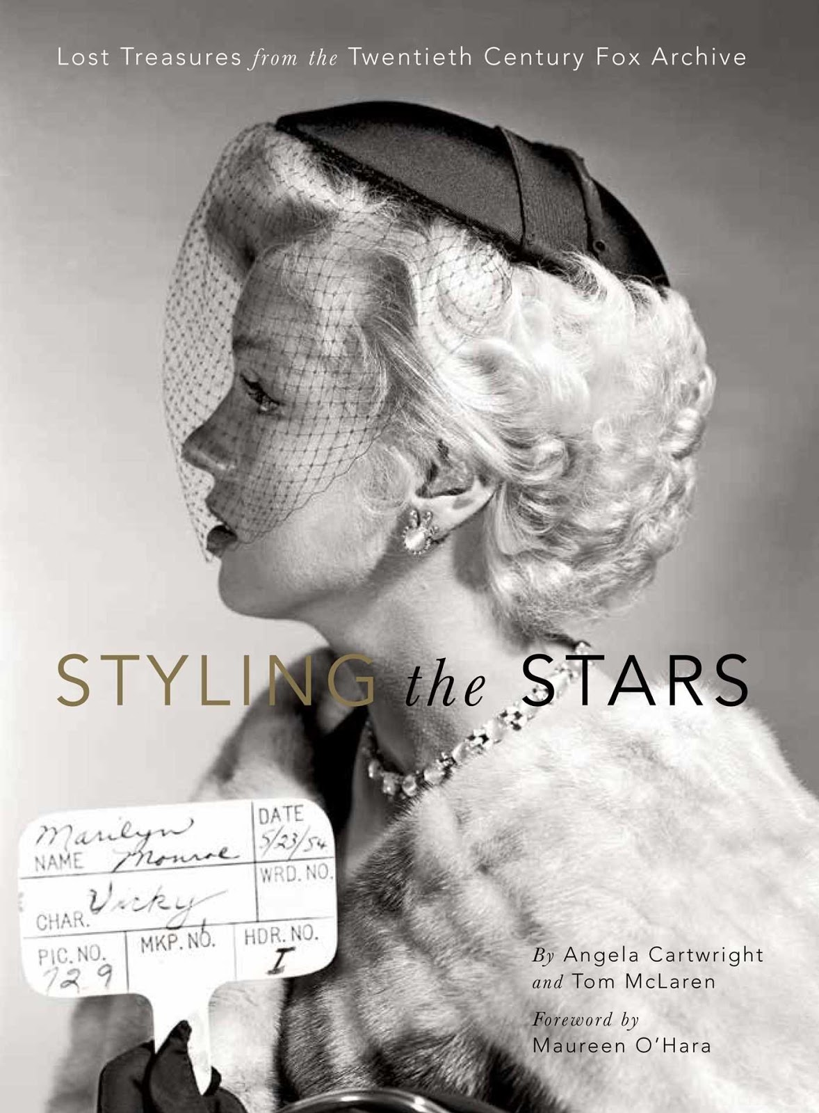 'styling The Stars' Book: Old Hollywood Angela