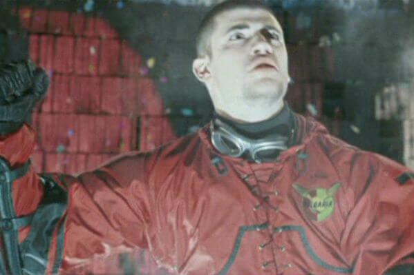 Виктор Крум в Хари Потър и огненият бокал