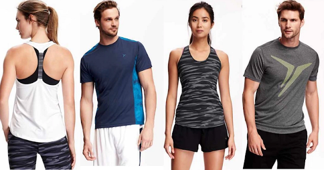 Activewear and athleisure