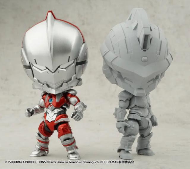 Nendoroid Aquamarine Ultraman Suit Ver. 7 - ULTRAMAN