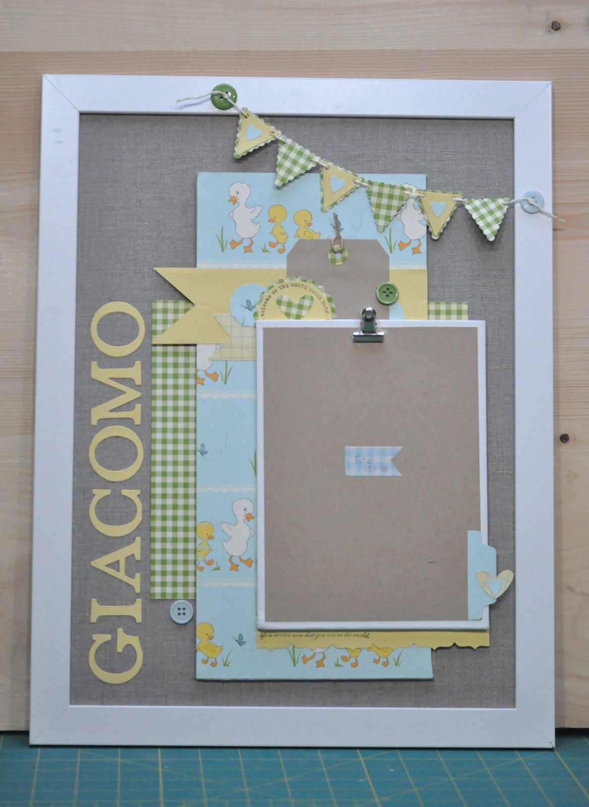 hobby di carta il blog altered cornici cornici cornici by manu. Black Bedroom Furniture Sets. Home Design Ideas