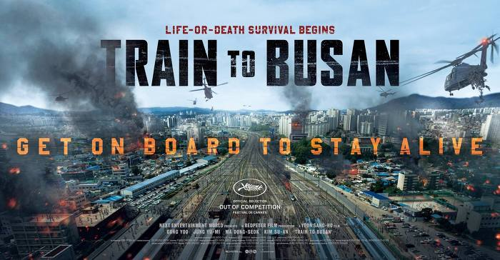 1 Train To Busan Movies