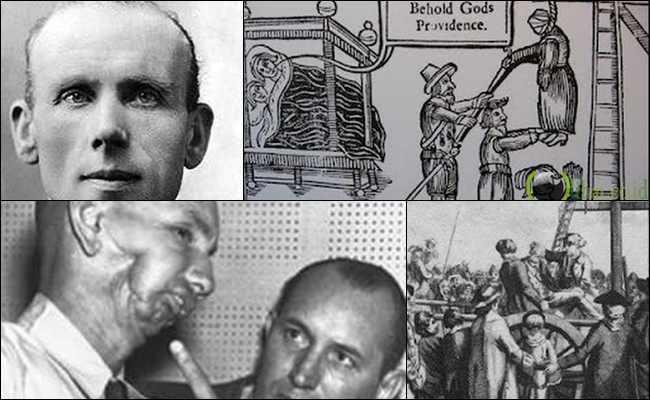 5 Manusia yang tetap Hidup setelah di Hukum Mati