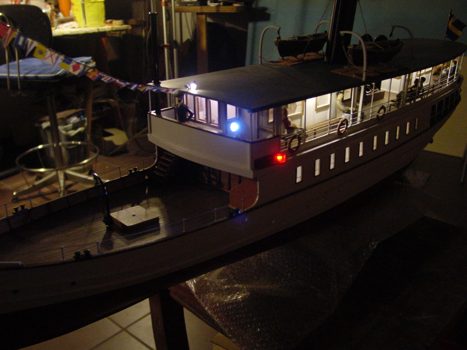 Illuminazione per modellismo navale: luci per modellismo cuteroom