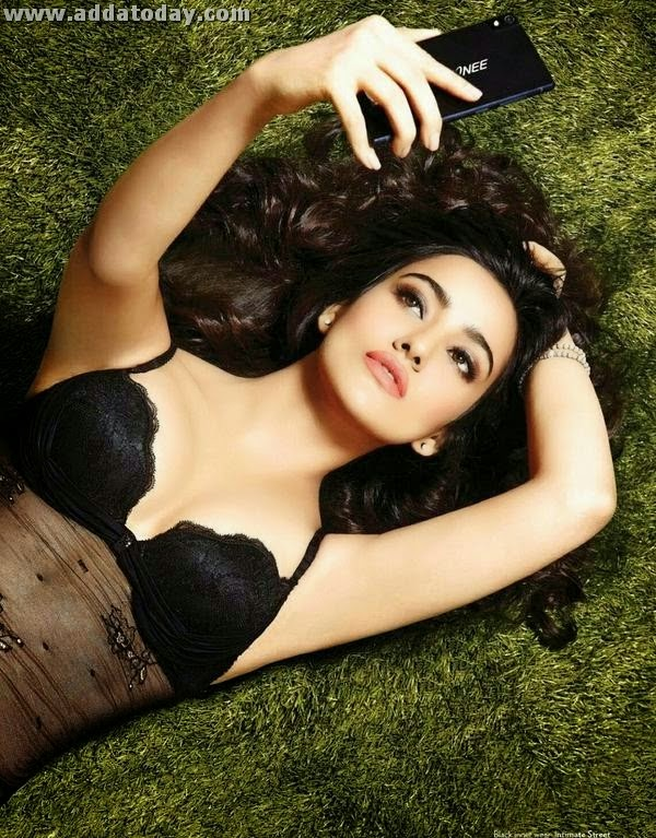 Latest Images of Neha Sharma in FHM 2014wallpapers