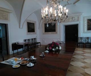 Sala Wenecka Pałacu w Nieborowie