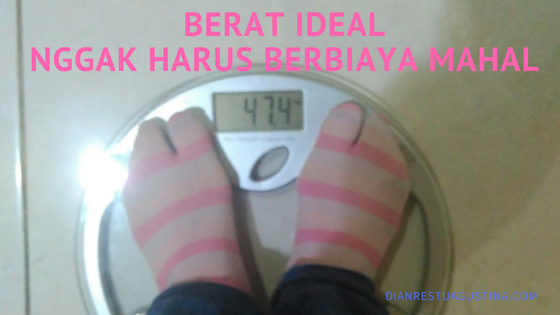 Tips berat badan ideal