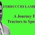 Ferruccio Lamborghini from Tractors to Sports Cars