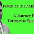Ferruccio Lamborghini from Tractors to Sports Cars