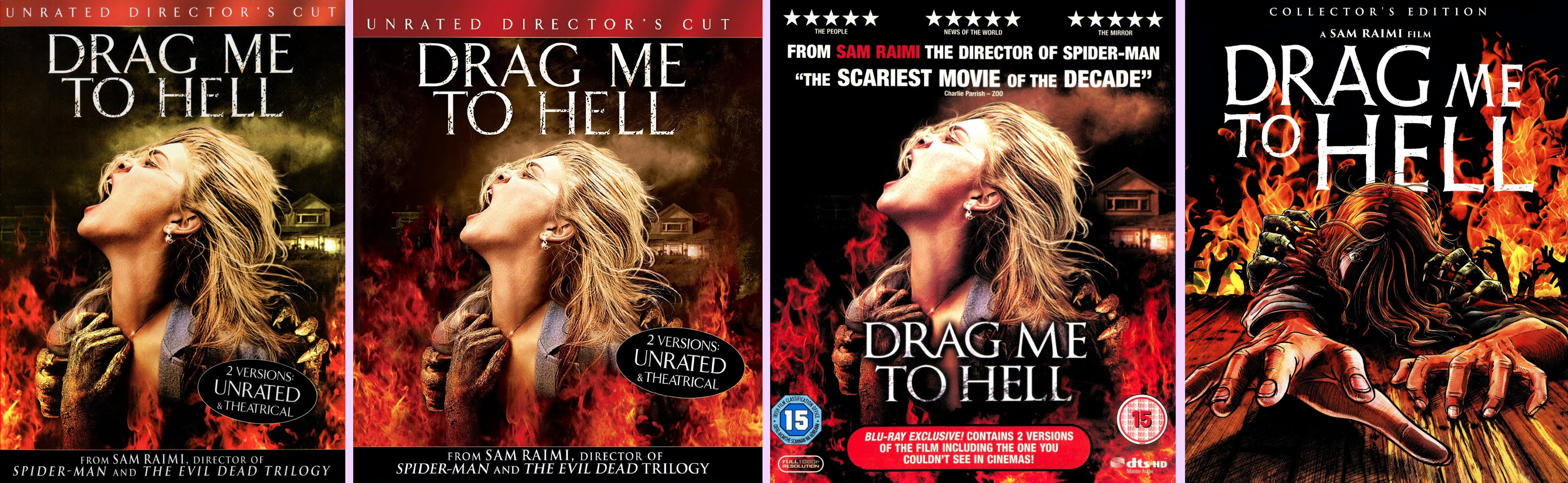 Dvd Exotica Sam Raimis Drag Me To Hell Worth Another Revisit