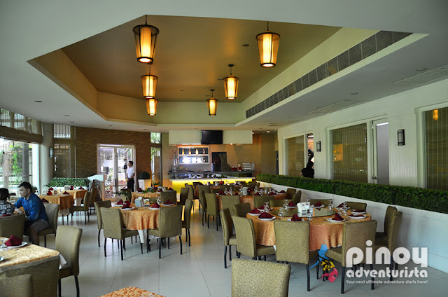 The Dining Room at Mount Sea Resort Hotel and Restaurant Rosario Cavite
