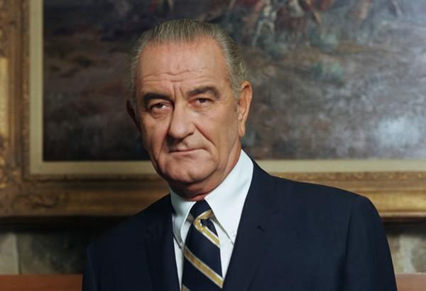 tổng thống Lyndon Johnson