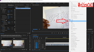 Unlink Video Audio Adobe Premiere CC Pro