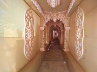 गच्छाधिपति आचार्य देवेश की 21 दिवसीय मौन साधना के निमित्त कल निकलेगा भव्य चल समारोह-Acharya-Devesh-21-day-silent-ceremony-will-be-celebrated-tomorrow