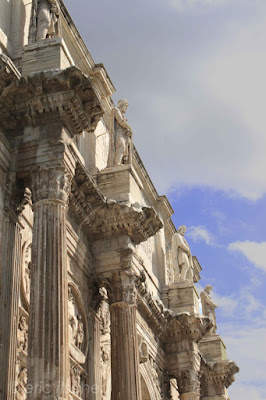 Voyage à Rome, arc de Constantin, Rome,