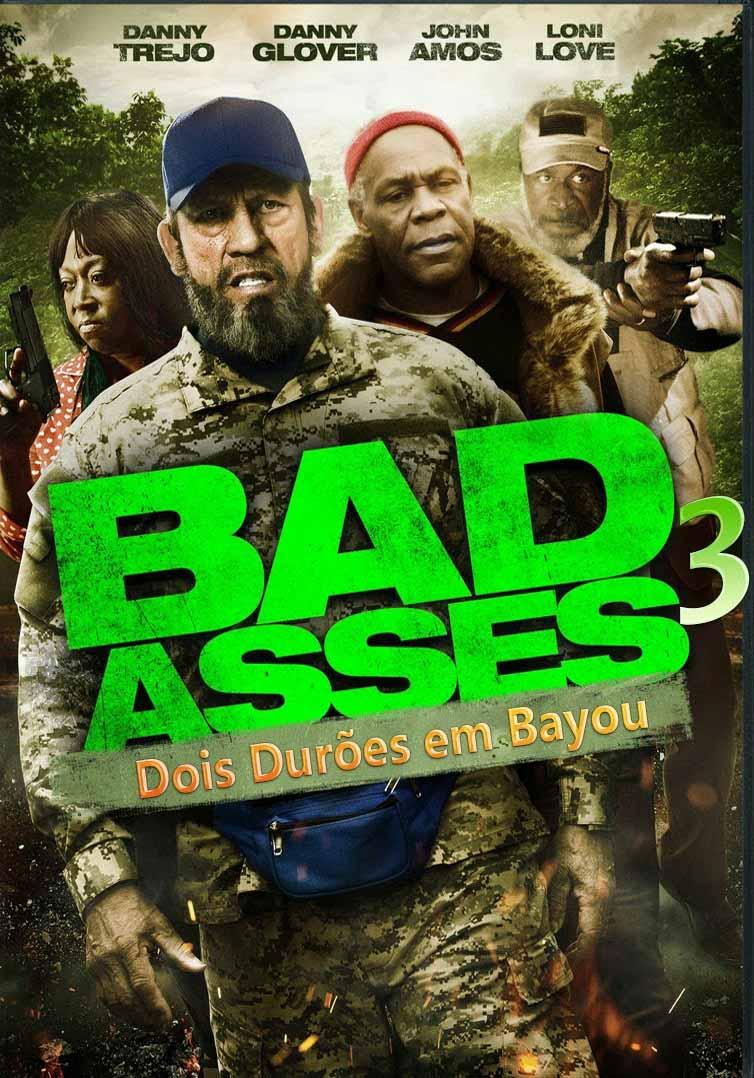 Bad Ass 3: Dois Durões em Bayou Torrent - WEB-DL 720p Dual Áudio (2015)