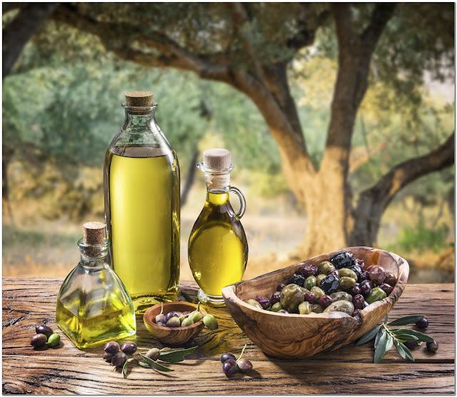 olive oil skin benefits