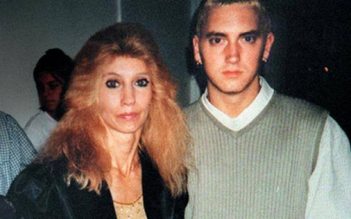 proof and eminem relationship with his mom