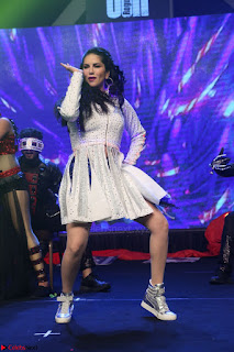 Sunny Leone Dancing on stage At Rogue Movie Audio Music Launch ~  197.JPG