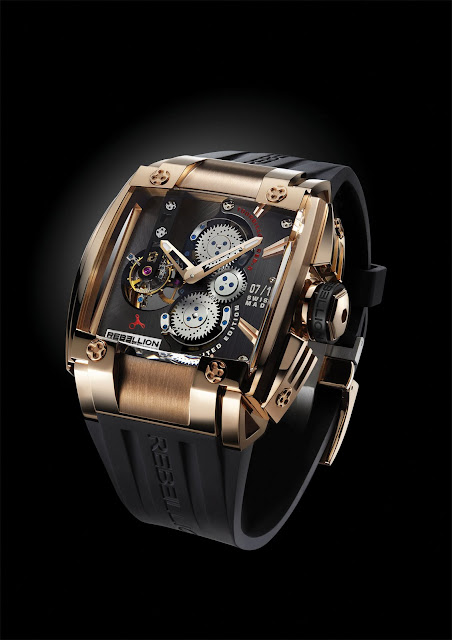 Rebellion REB-5 Tourbillon