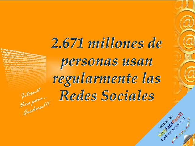 Impacto de las Redes Sociales - Deja Tu Huella en Internet