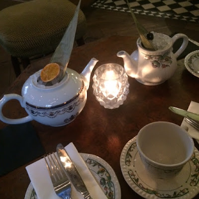 Afternoon Tea, Review, London, Mr Fogg's, Mayfair, Tipsy Tea, Bottomless,