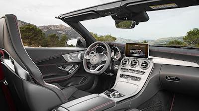 Mercedes C-Class Interiors