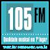 A FM 105 ENCONTRA-SE DISPONÍVEL APENAS PELA INTERNET