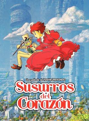 [ Pelicula Studio Ghibli ] Susurros del Corazón ( DESCARGAR )