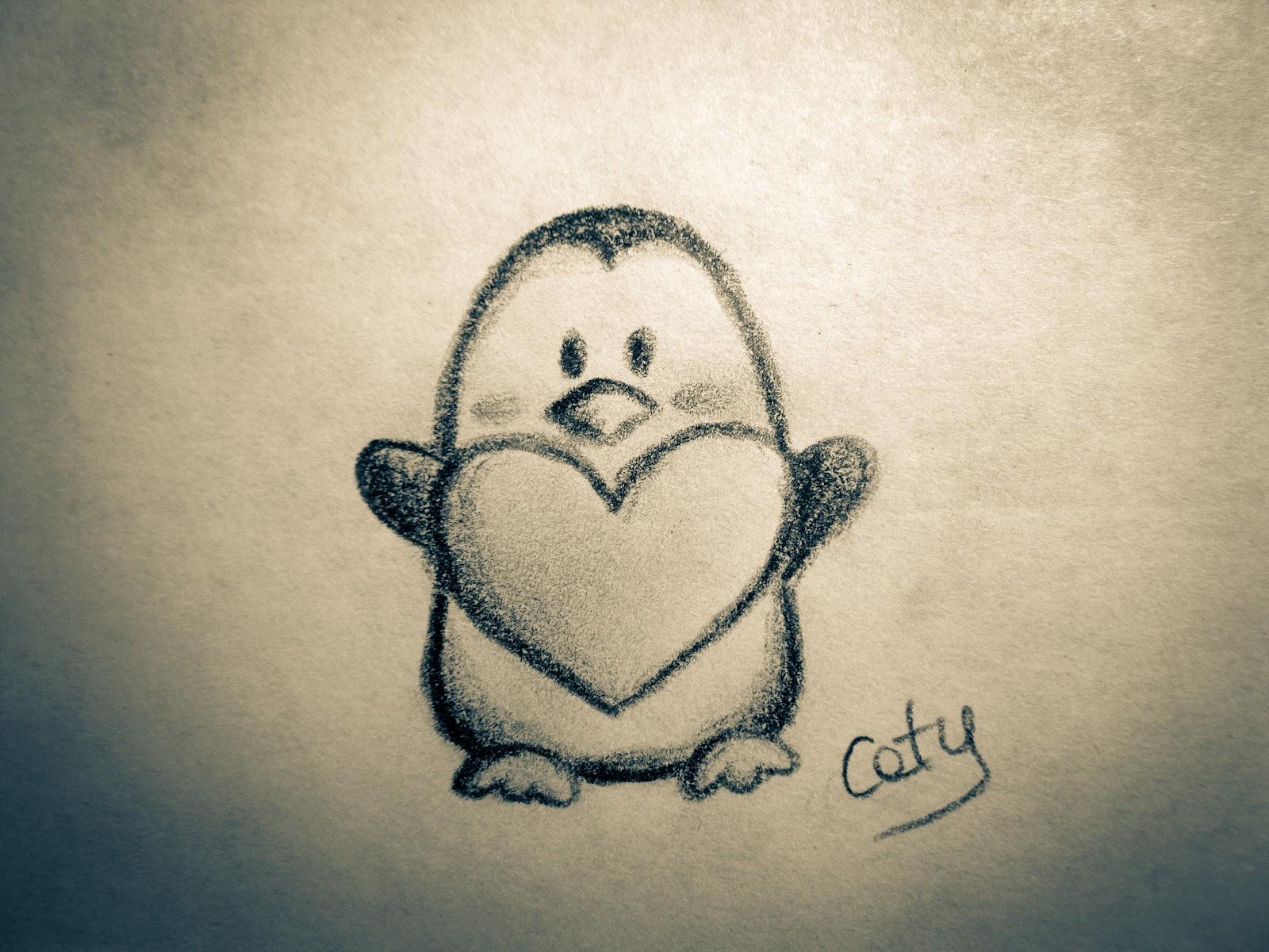 Caty 39 s blog passione disegno for Disegni facili da disegnare a matita