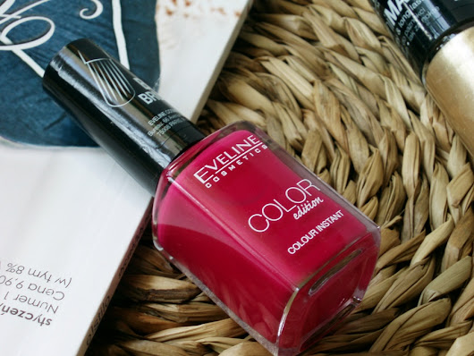 EVELINE COLOR EDITION 920 LAKIER DO PAZNOKCI | EVELINE COLOR EDITION 920 NAIL LACQUER