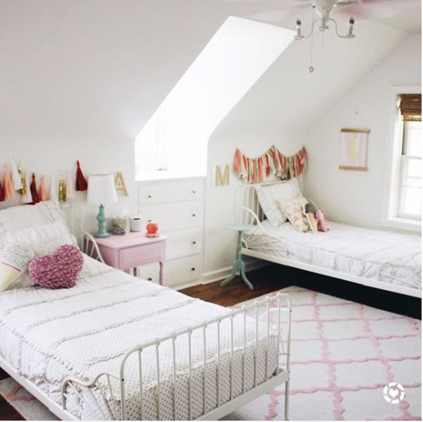 Siblings Sharing Bedroom: The Boo And The Boy: Kids' Rooms On Instagram