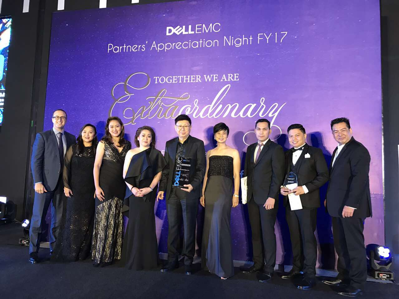 MSI-ECS sweeps Dell EMC Awards