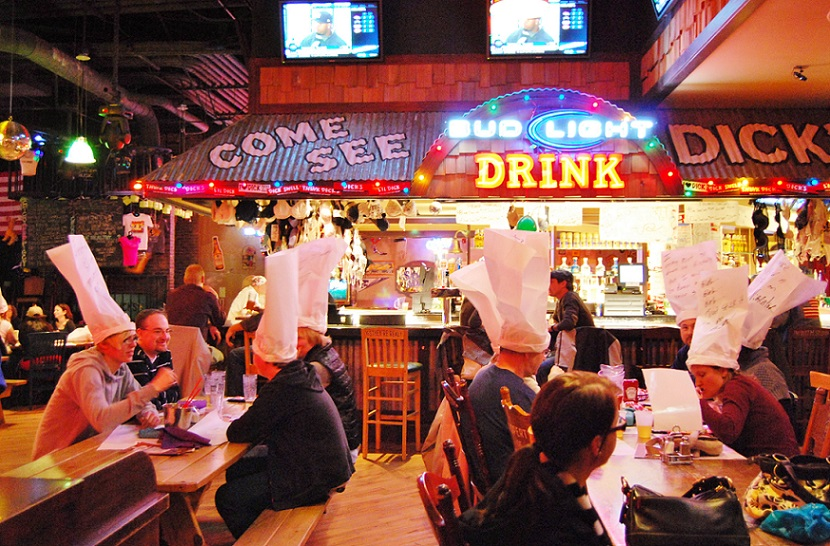 The Famous Dicku0027s Bar