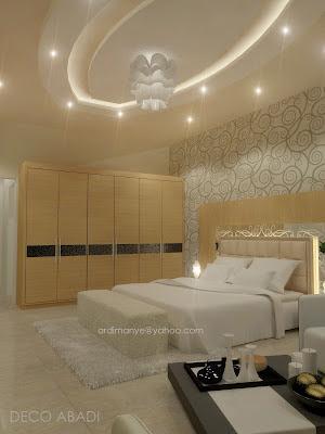 desain kamar utama