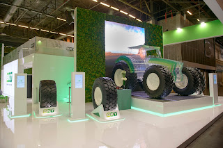 "BKT'S NEW AGRIMAX FORCE ""CONQUERS FOR DIMENSIONS"