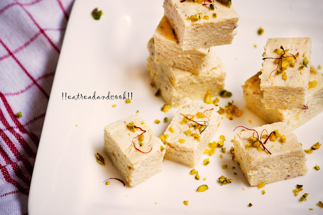 baked sandesh recipe