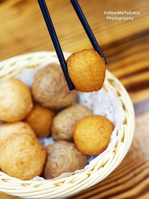 HK Fried Fish Balls RM 4.90