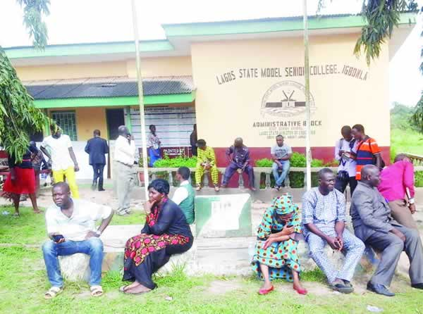 Kidnappers demand N1bn ransom to release four abducted Lagos pupils