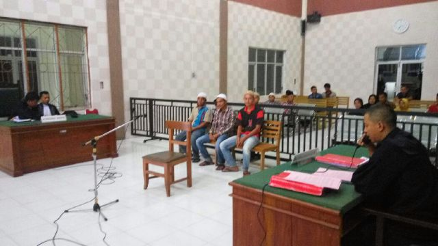 Pelaku Pembakaran Gereja di Aceh Singkil Divonis 6 Bulan Penjara