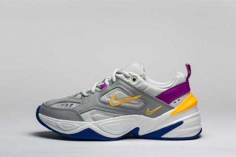 Adidasi dama multicolori Nike WMNS M2K Tekno pret mic