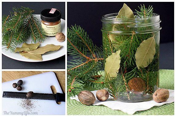Créer des parfums naturels pour votre maison: bricolage