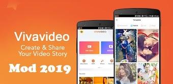 Video Editor & Free Video Maker - VivaVideo v7.10.0 Mod APK Premium Version Unlocked
