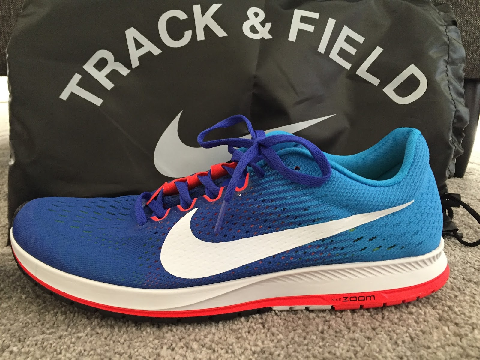 online store f8ee0 788b1 Nike Zoom Streak 6 Full Review-Swoosh, There It Is!. Nearly Perfect Race  Flat
