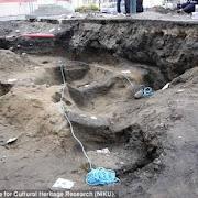 Могила высокопоставленного викинга обнаружена под рыночной площадью в Норвегии
