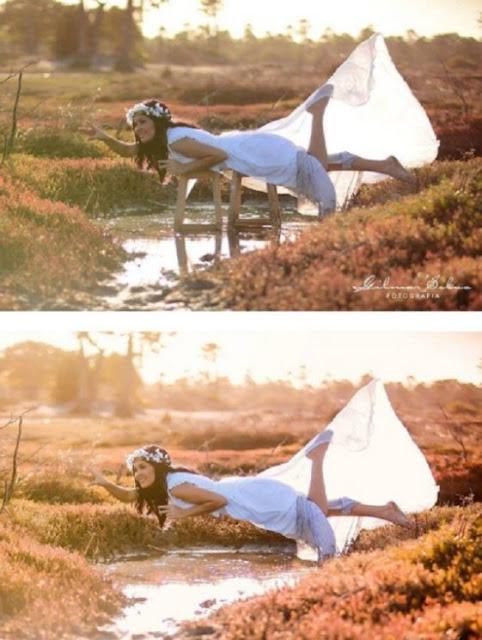 Mengintip Di Balik Layar Proses Pengambilan Foto-Foto Keren, Sungguh Mencengangkan!