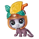 LPS Series 4 Thirsty Pets Cat (#4-173) Pet