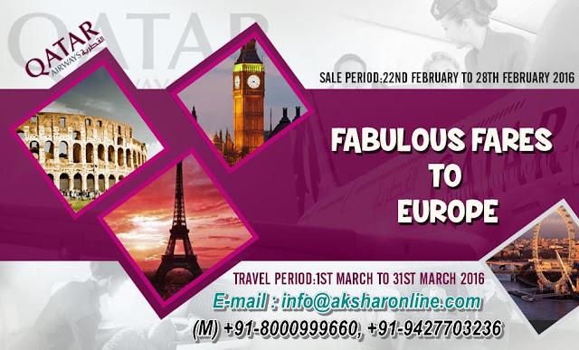 Qatar Airways Ticket Booking Ahmedabad