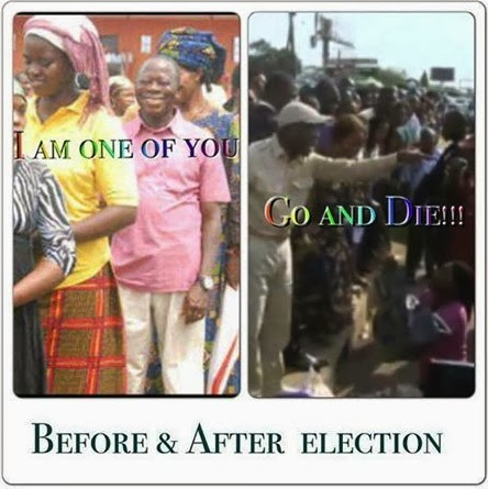 governor oshiomhole go and die